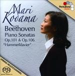Beethoven Piano Sonatas Op 101 en Op 106 Hammerklavier