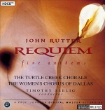 Rutter Requiem Anthems