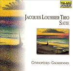 Satie Gymnopedies Gnossiennes